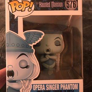 Haunted Mansion Funko Pop The Singer